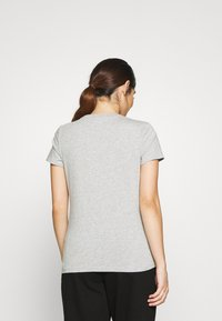 GAP Petite - TEE - Camiseta estampada - grey heather - 2