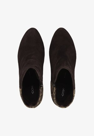 TREND-STIEFELETTE - Classic ankle boots - dunkelbraun