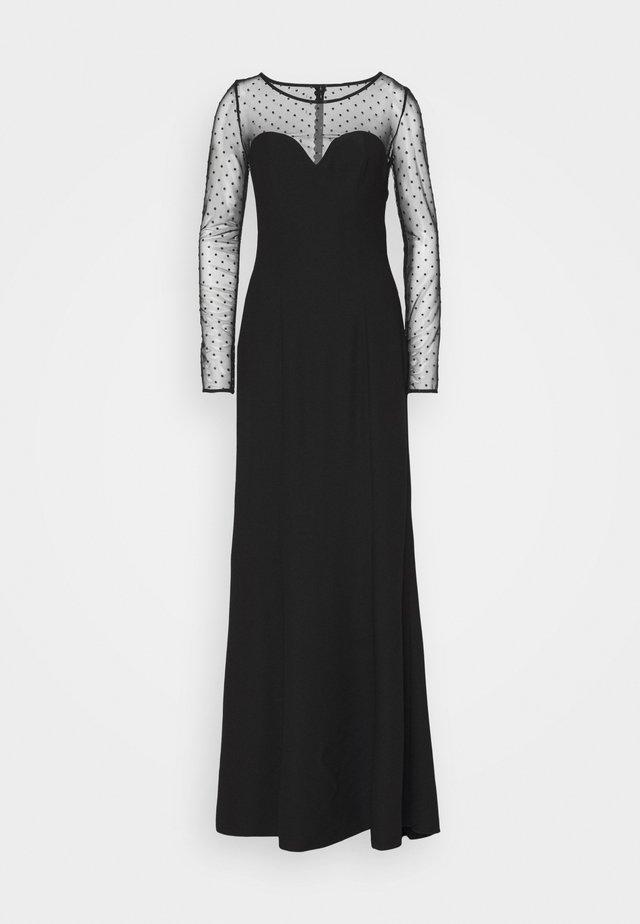 ATOS STYLE - Festklänning - black