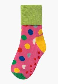 Happy Socks - LEO/HEART ANTI-SLIP 4 PACK UNISEX - Socks - multi-coloured - 1