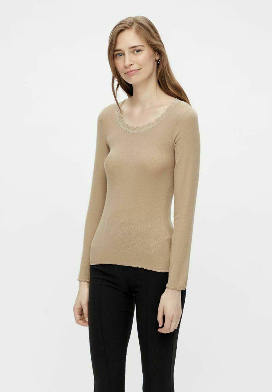 Donna PCCOCO - Maglietta a manica lunga