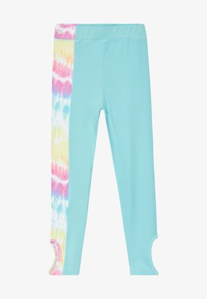 GIRLS KNOT  - Punčochy - rainbow/light blue