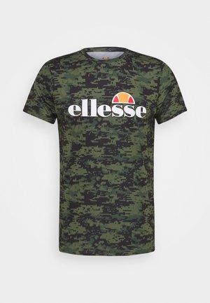 PALLONE - T-shirt imprimé - green