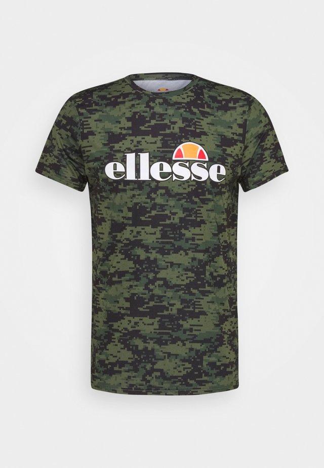PALLONE - T-Shirt print - green