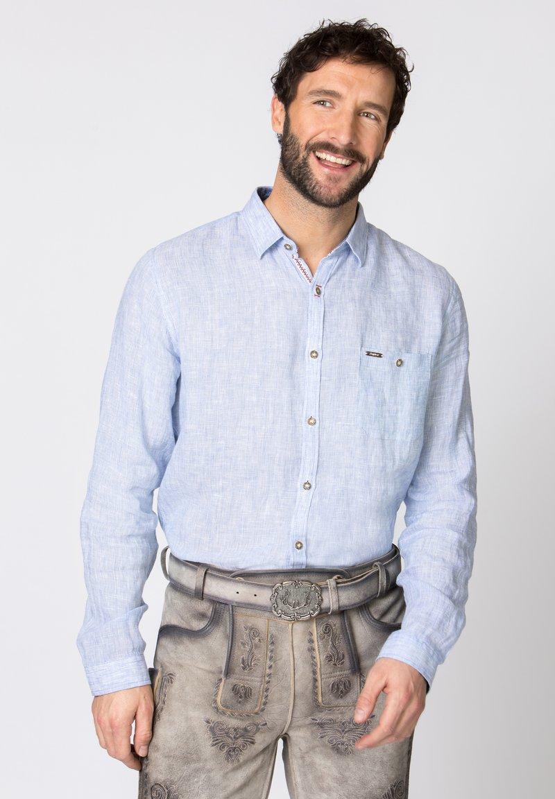 Stockerpoint - NOAH2 - Shirt - light blue