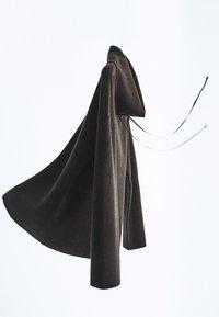 Massimo Dutti - MIT KAPUZENKRAGEN - Trui - brown - 3