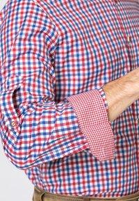 Stockerpoint - PORTOS - Shirt - blue/red - 5