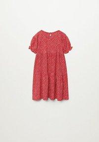 Mango - ROVI-I - Robe d'été - rouge - 1