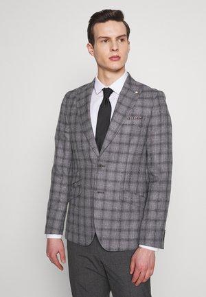 GRINDLE POW CHECK - blazer - grey