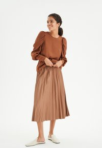 InWear - Blouse - spicy brown - 1