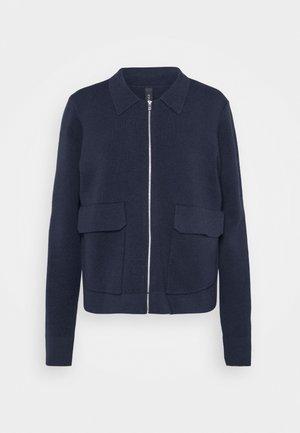 YASSANNA CARDIGAN - Cardigan - navy blazer