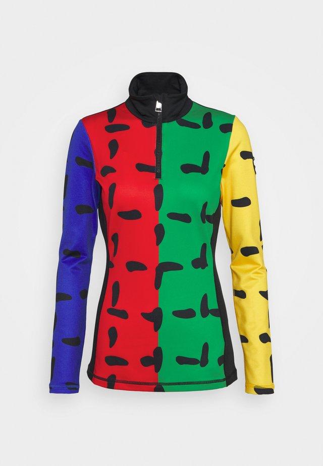 BESSI - Camiseta de manga larga - multicolor