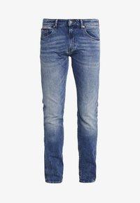 Tommy Jeans - ORIGINAL STRAIGHT RYAN  - Džíny Straight Fit - dallas new - 4