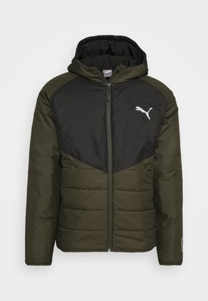 WARMCELL PADDED JACKET - Giacca invernale - forest night