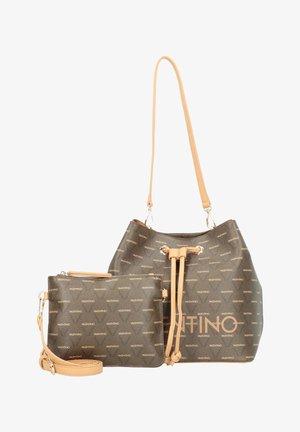 LIUTO - Handbag - cuoio multicolor