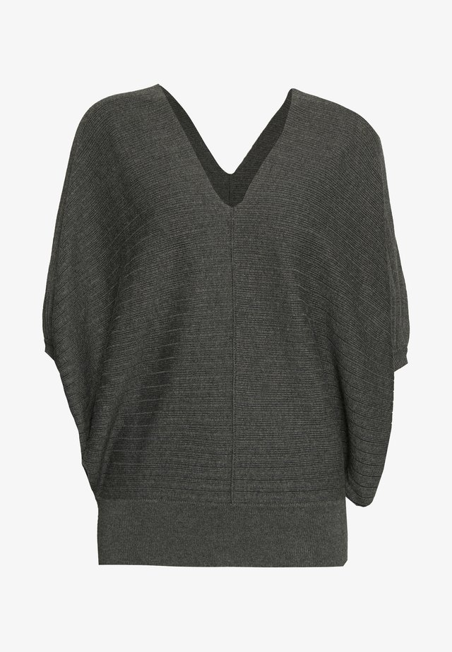 VERONIQUE FASHIONISTA - Pullover - medium grey