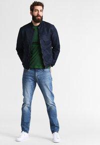 Lacoste - T-shirt basic - vert - 1