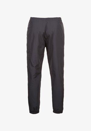 NBA VERTICAL WORDMARK LOS ANGELES LAKERS TRAININGSHOSE HERREN - Cargo trousers - black