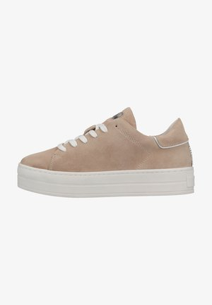 Sneakers laag - beige/taupe sand