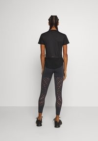 adidas Performance - POWER 7/8 - Leggings - black - 2