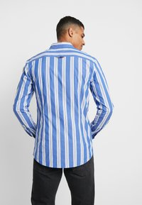 Tommy Jeans - STRIPE SHIRT - Shirt - surf the web - 2