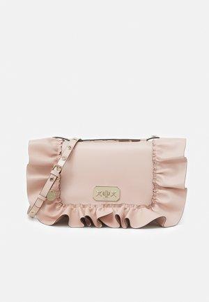 CROSS BODY BAG - Across body bag - nude