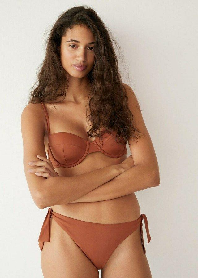 BABEL - Bikinitop - brown