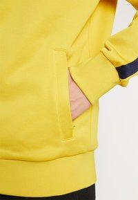 Puma - ICONIC TRACK - Zip-up hoodie - sulphur - 5