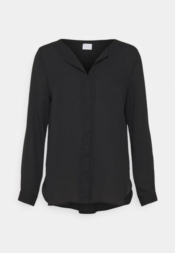 VILUCY SHIRT - Skjorta - black