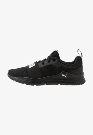 WIRED RUN - Neutral running shoes - black