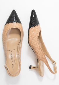 Pons Quintana - Classic heels - ivory - 3