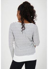 alife & kickin - Print T-shirt - pearl - 2