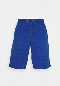 Schott - Shorts - indigo diamond - 0