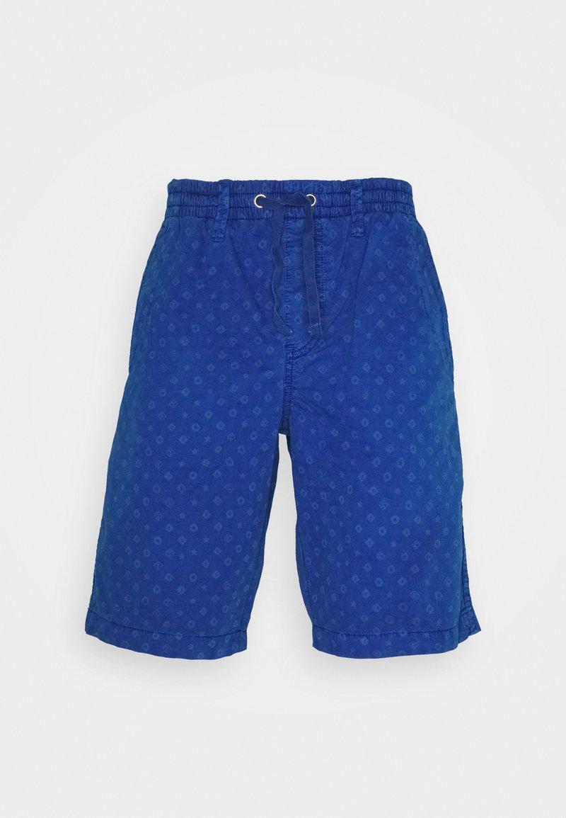 Schott - Shorts - indigo diamond