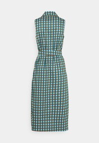 kate spade new york - PLAID DRESS - Shirt dress - blue glow - 6