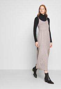 Zign - Žerzejové šaty - cloudburst - 5
