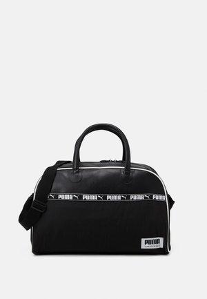 CAMPUS GRIP BAG - Taška na víkend - black