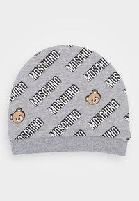 MOSCHINO - HAT - Beanie - grey - 0