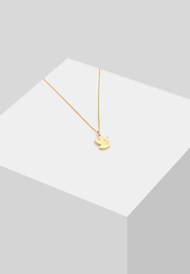ENGEL SCHUTZ - Necklace - gold-coloured