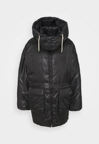 Weekday - MARTINE PUFFER - Winter coat - black - 5