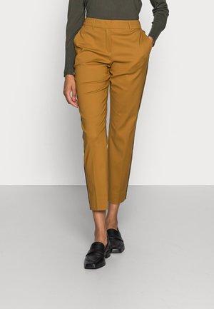 SIGNATURE PANTS - Pantalon classique - green clay
