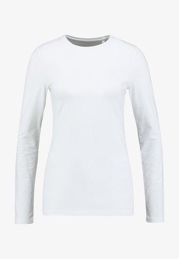 SMILLA - Long sleeved top - white