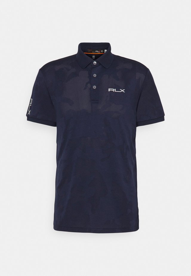 SHORT SLEEVE - Polotričko - french navy camo