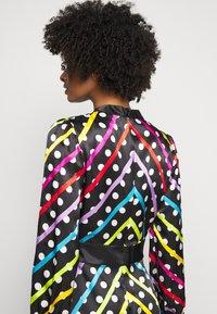 Olivia Rubin - MARLEY DRESS - Maxi šaty - black/multi-coloured - 6