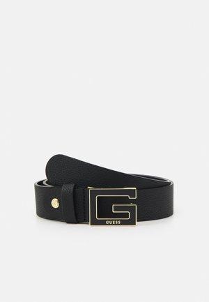 LIBERTY CITY ADJUST PANT BELT - Belt - black