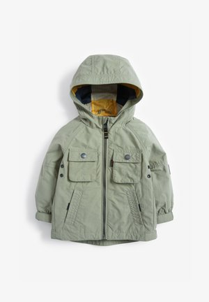 UTILITY ANORAK - Short coat - green