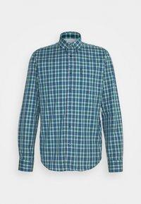 Ben Sherman - TARTAN CHECK - Overhemd - sea - 3