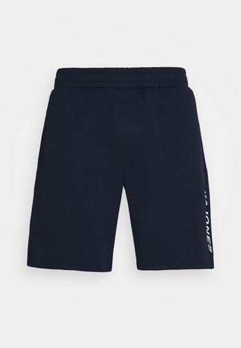 JCOZBIG LOGO SHORTS - Sports shorts - navy blazer