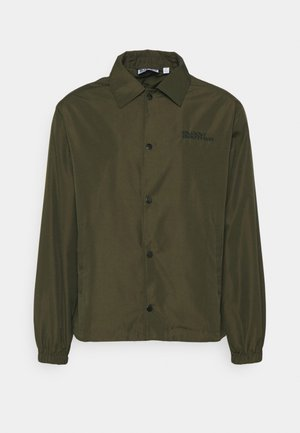 WATTS COACH JACKET UNISEX - Summer jacket - khaki