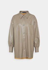 Soaked in Luxury - Button-down blouse - vetiver - 0
